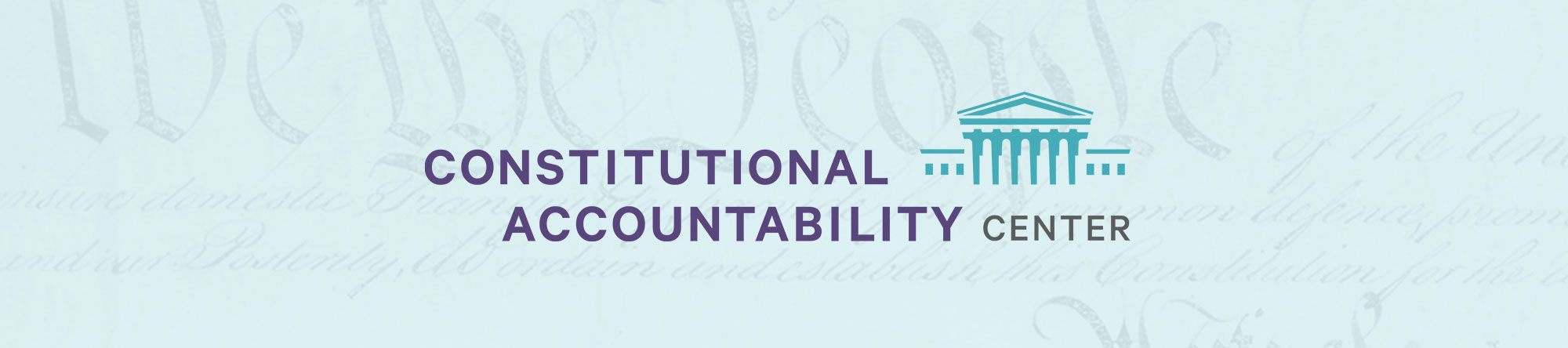 Constitutional Accountability Center