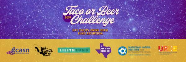 Taco or Beer Challenge