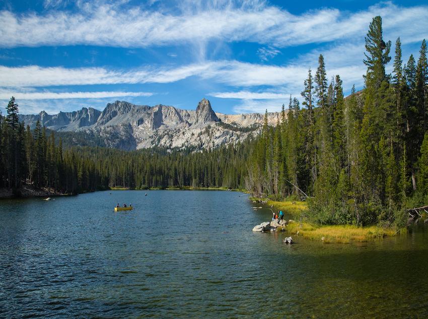 Mammoth Lakes Recreation