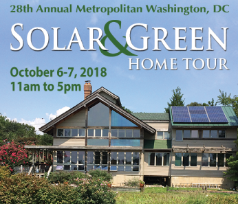 DC Solar & Green Home Tour