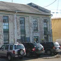 Community Forklift building storefront
