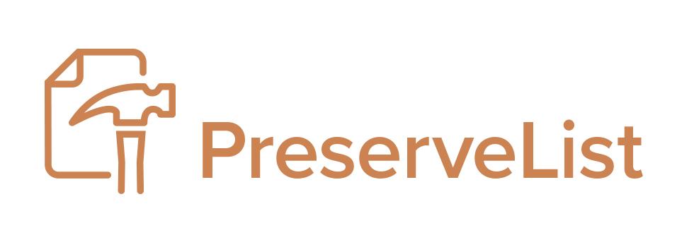 PreserveList