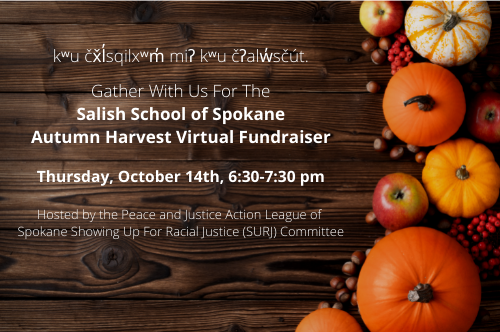 Peace and Justice Action League of Spokane