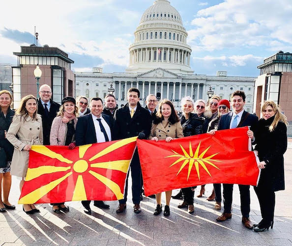 United Macedonian Diaspora