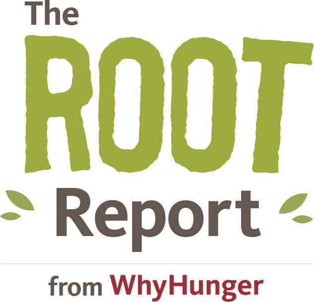 The Root Report - from WhyHunger