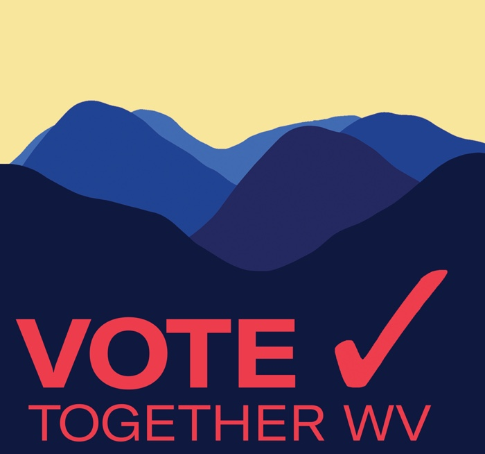Let's #VoteTogetherWV!