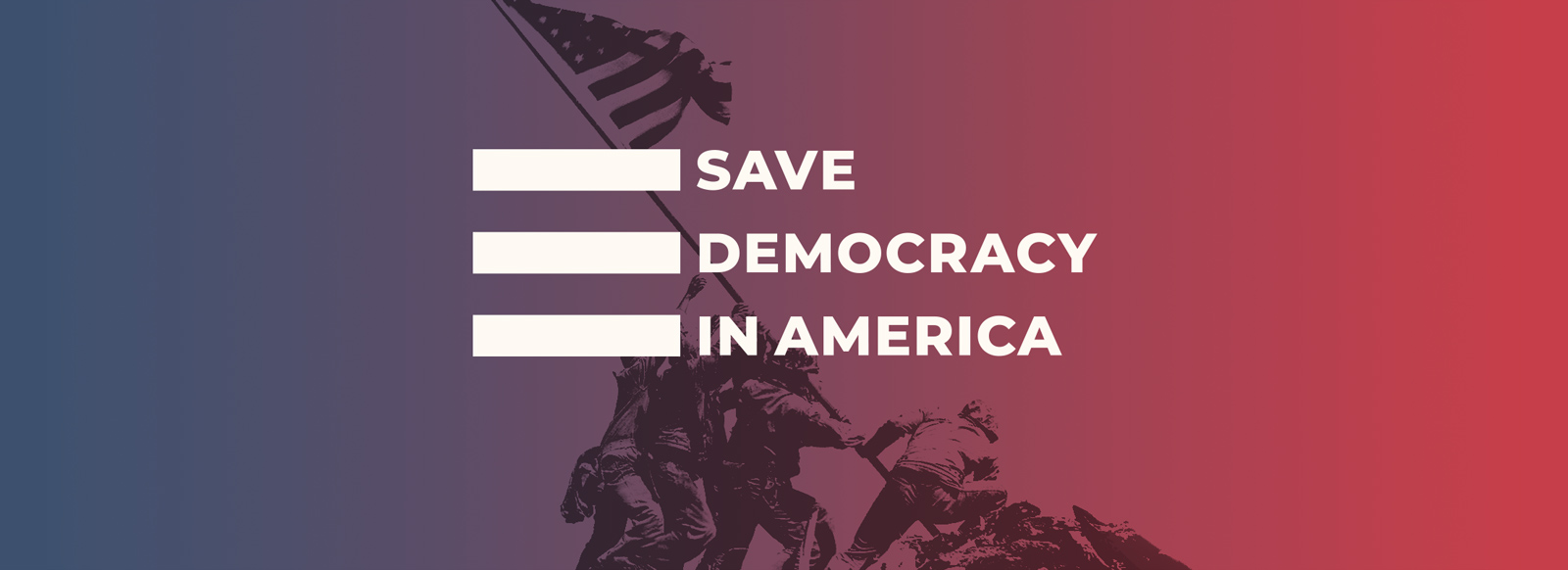 Save Democracy in America
