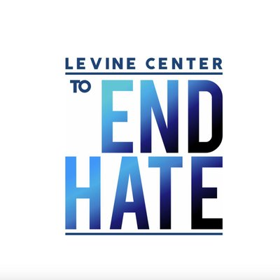 Levine Center to End Hate Logo