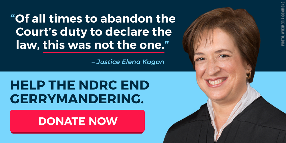 Of all times to abandon the court's duty to declare the law, this was not the one -- Justice Kagan