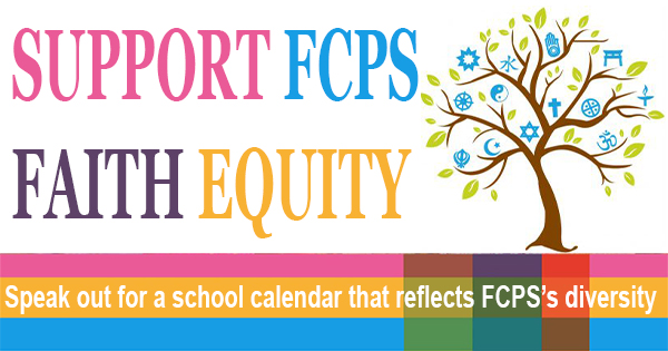 Support FCPS Faith Equity | Jewish Community Relations Council of