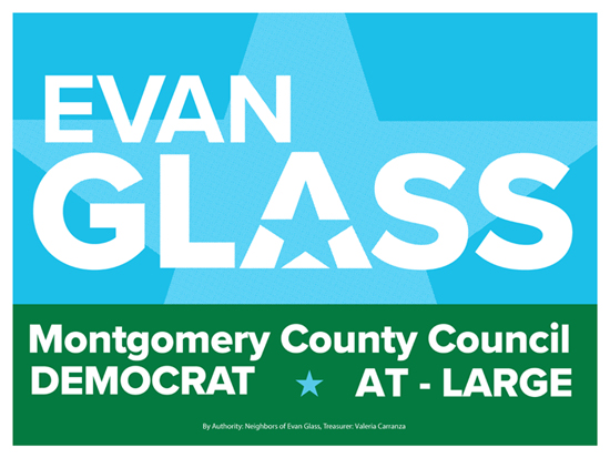 Evan Glass for Montgomery County Council