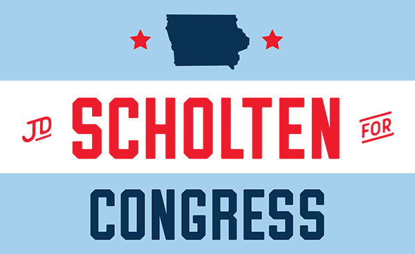 J.D. Scholten for Congress