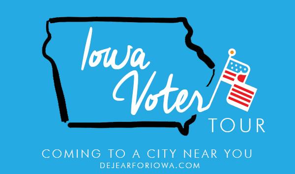 DeJear for Iowa