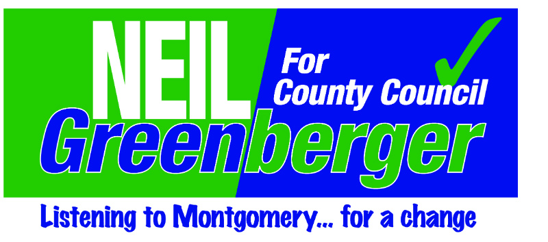 Neil Greenberger for County Council