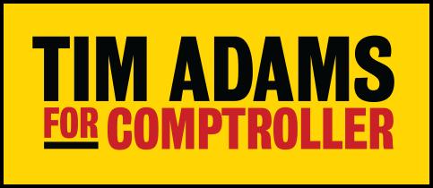 Tim Adams for Maryland
