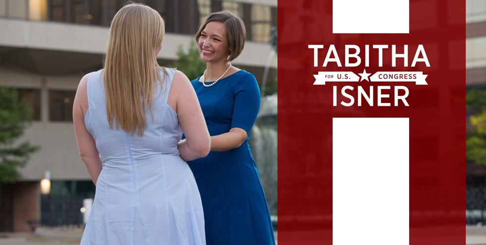 Tabitha Isner for Congress