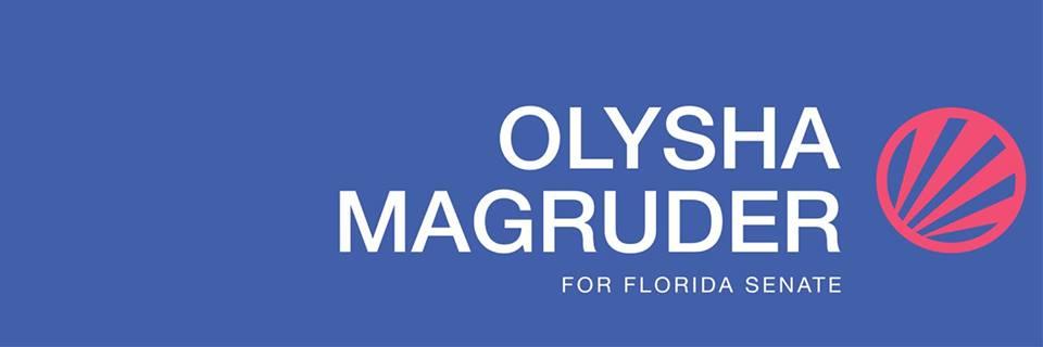 Olysha Magruder Campaign