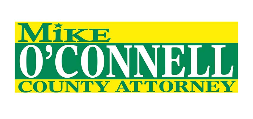Mike O'Connell for County Attorney