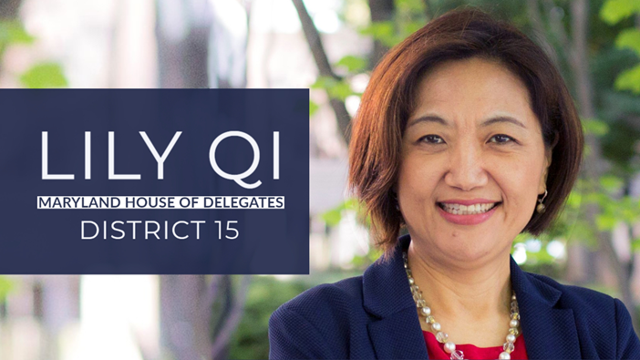 Lily Qi for State Delegate