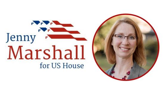 Jenny Marshall for US House