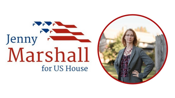 Jenny Marshall for US House
