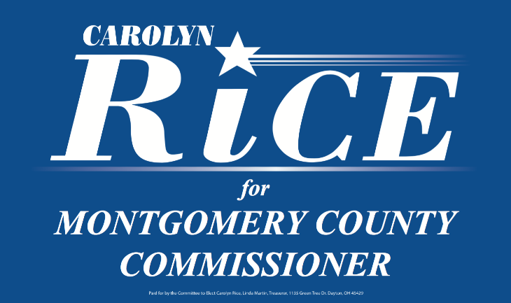 Vote Carolyn Rice