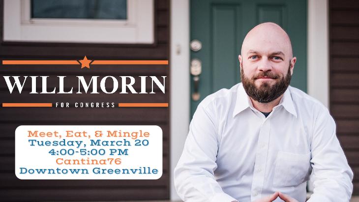 Will Morin for Congress