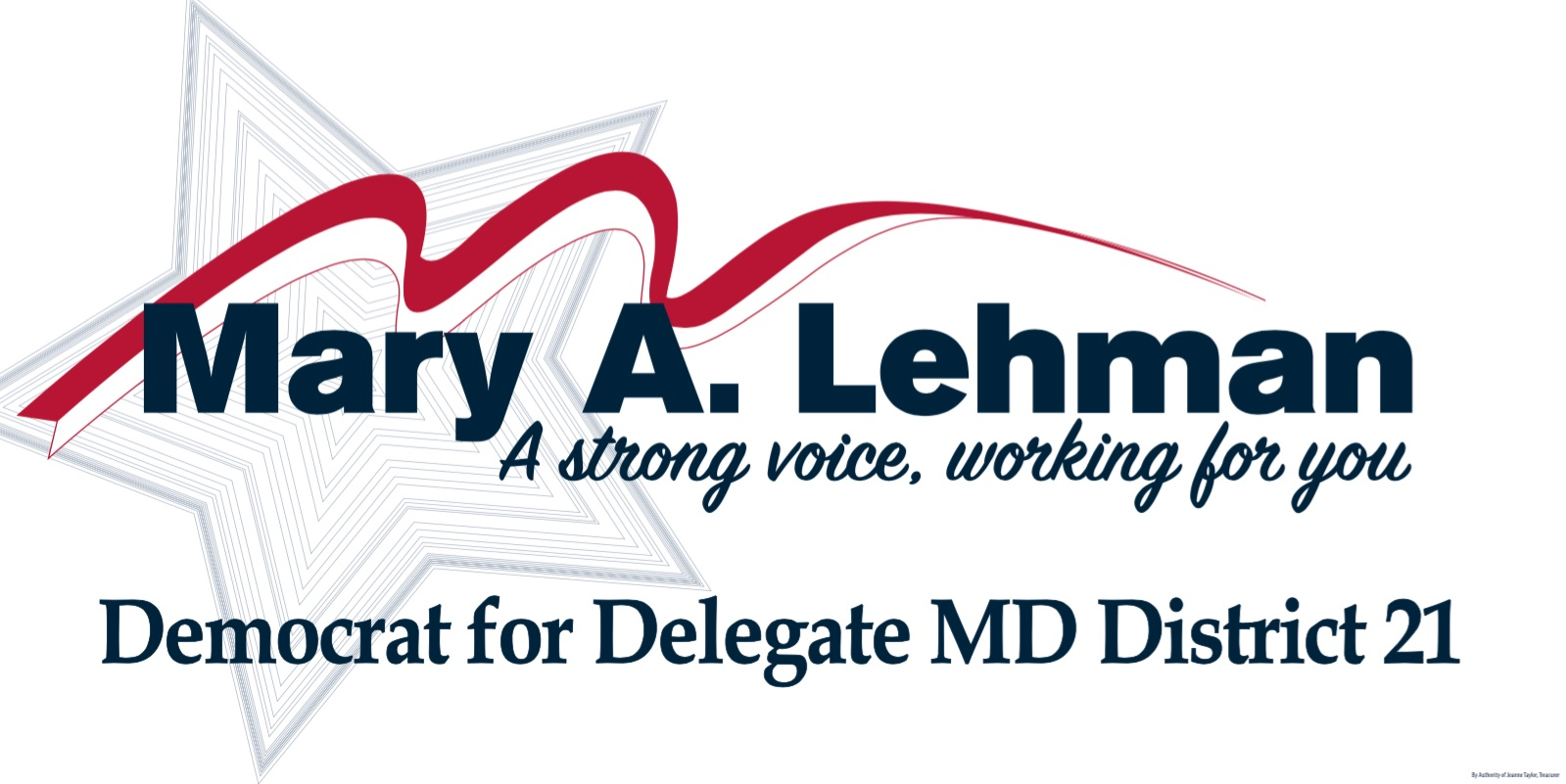 Mary Lehman for Delegate