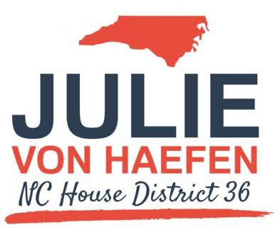 Julie for NC