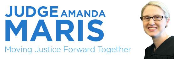 Judge Amanda Maris for District Court Judge
