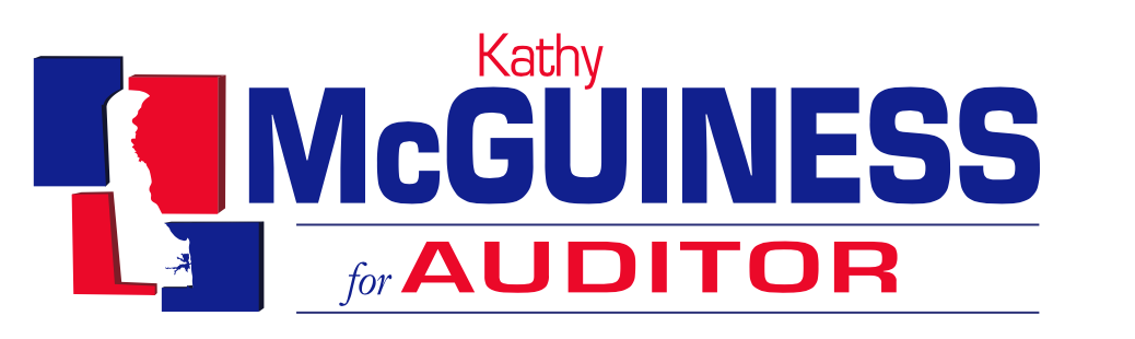 Kathy McGuiness for Auditor