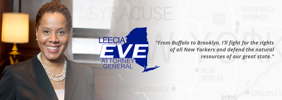 Leecia Eve for Attorney General 2018