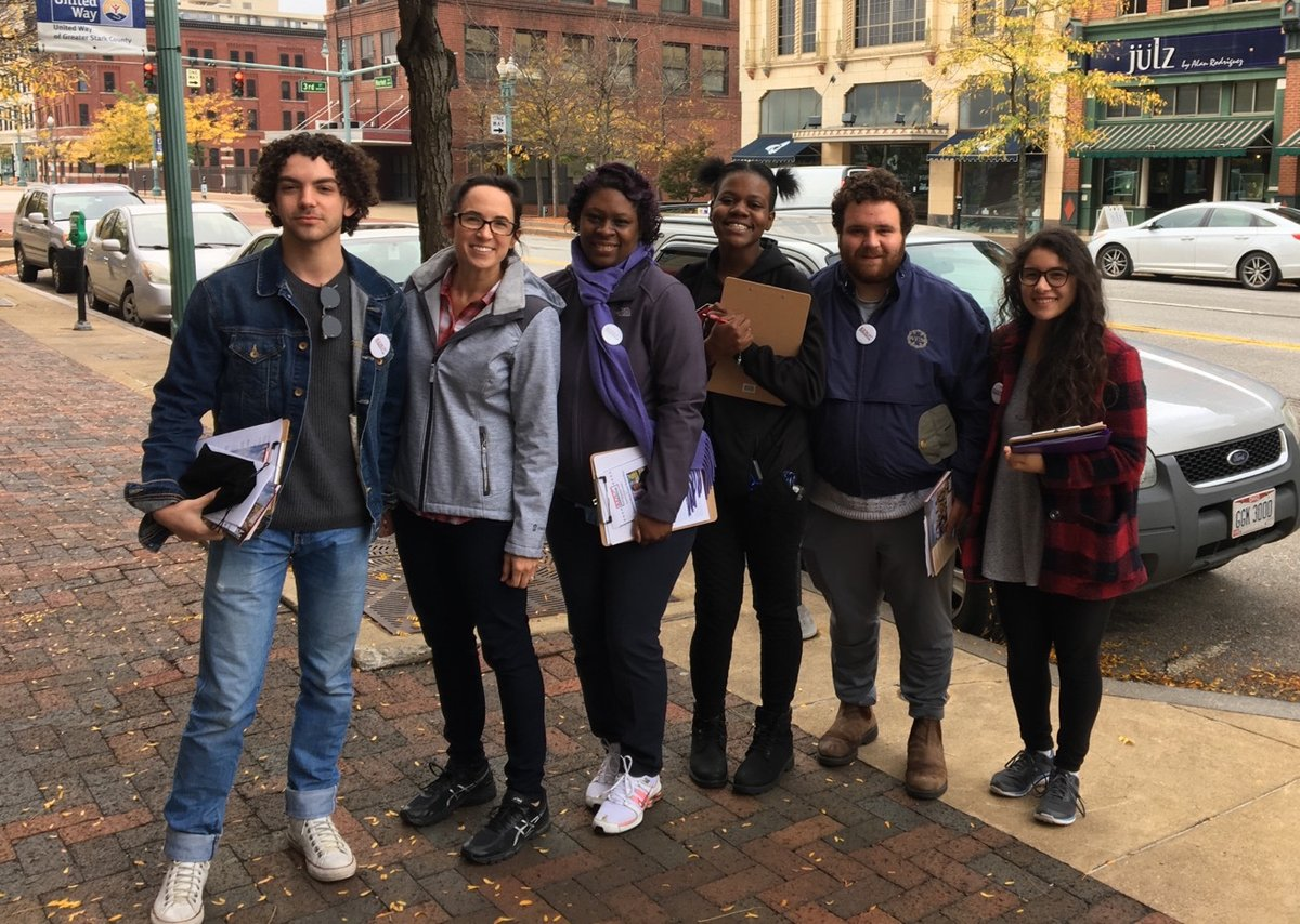 Team Harbaugh Canvassers