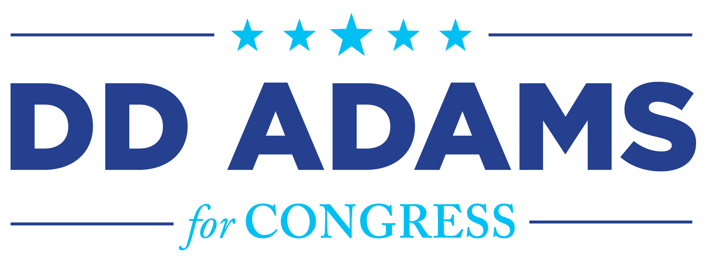 DD Adams for Congress