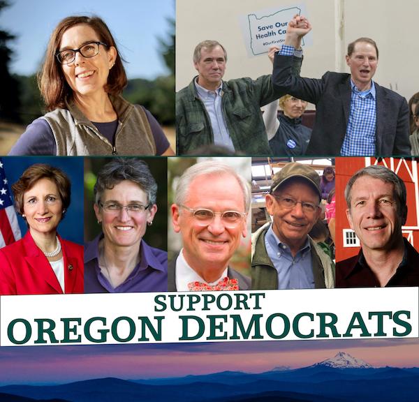 Democratic Party of Oregon