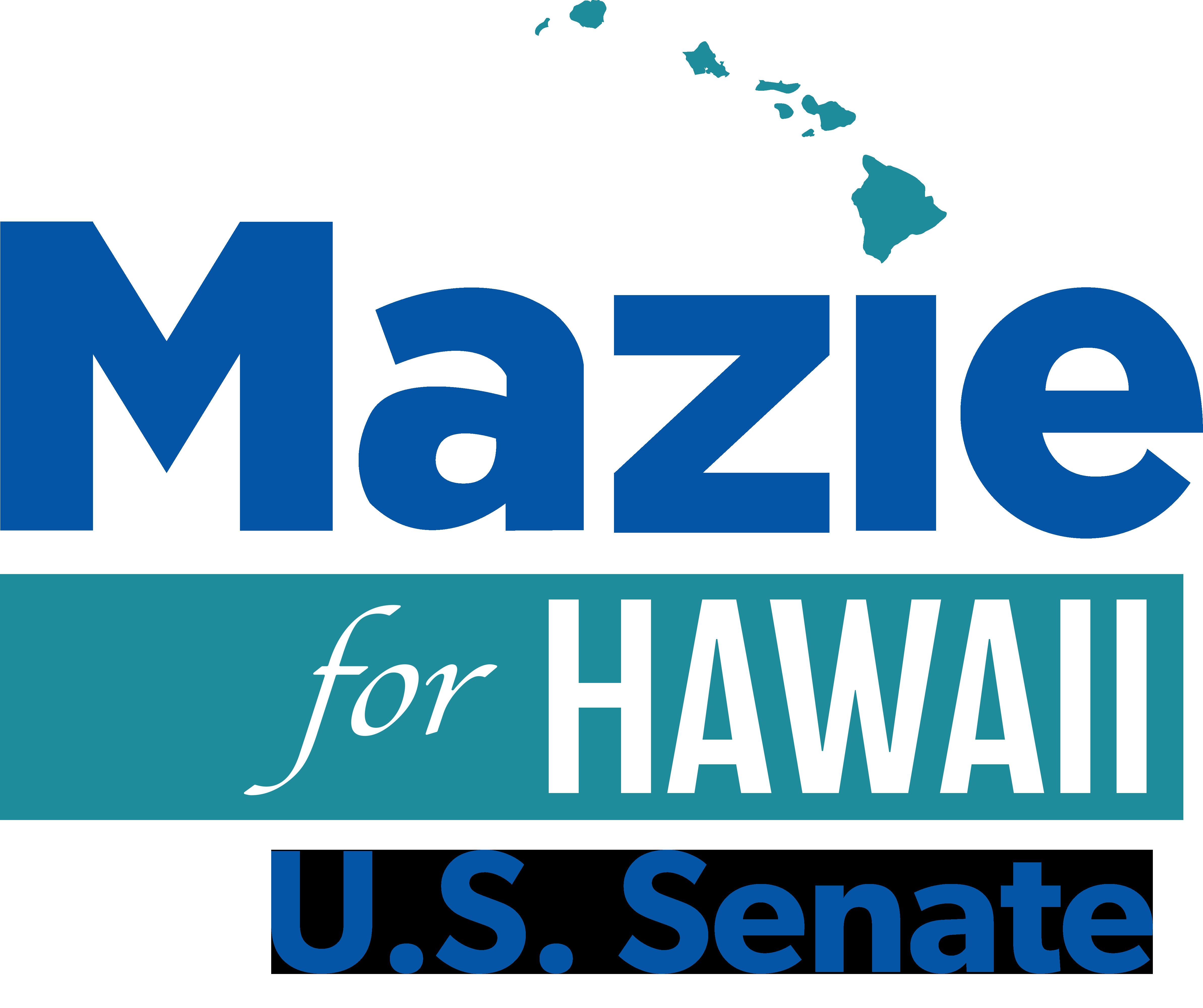 Mazie Hirono for Senate
