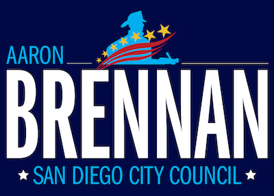 Aaron Brennan for City Council 2020