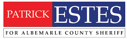 Patrick Estes for Albemarle County Sheriff