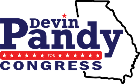 Official Website of Devin Pandy for Congress.