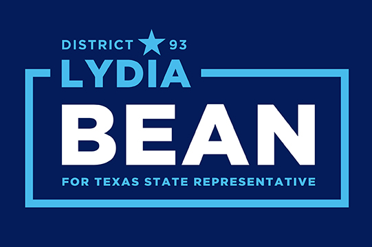Lydia Bean for Texas