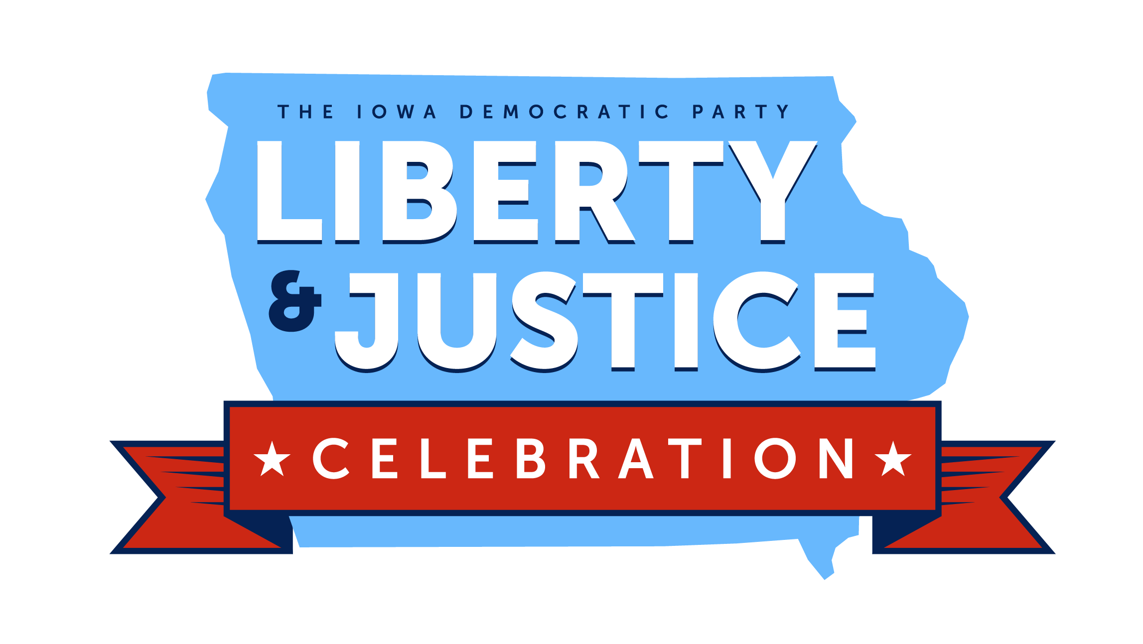 Liberty and Justice Celebration Logo