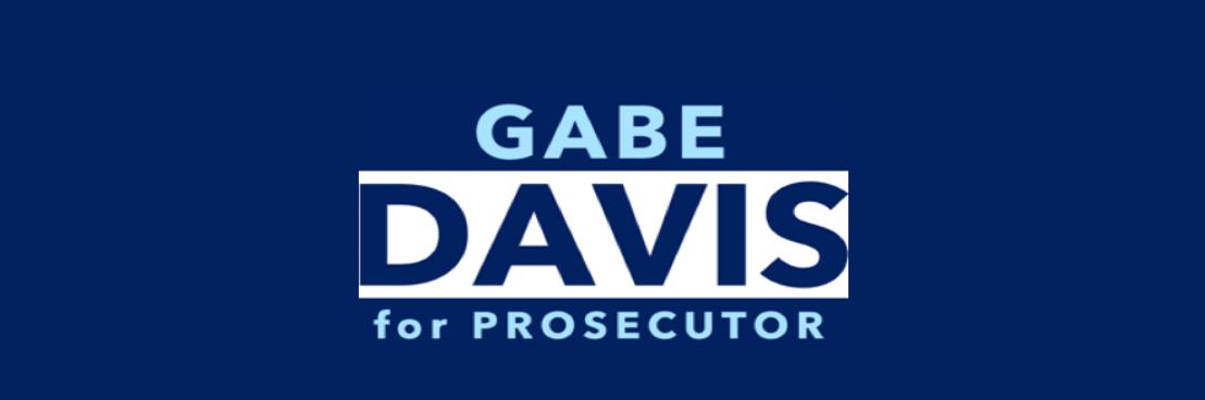 Gabe Davis for Prosecutor