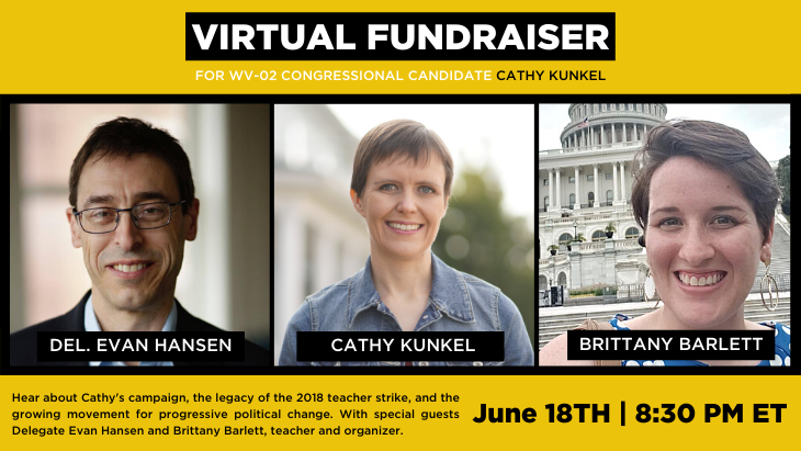 Learn more about Kunkel for Congress.
