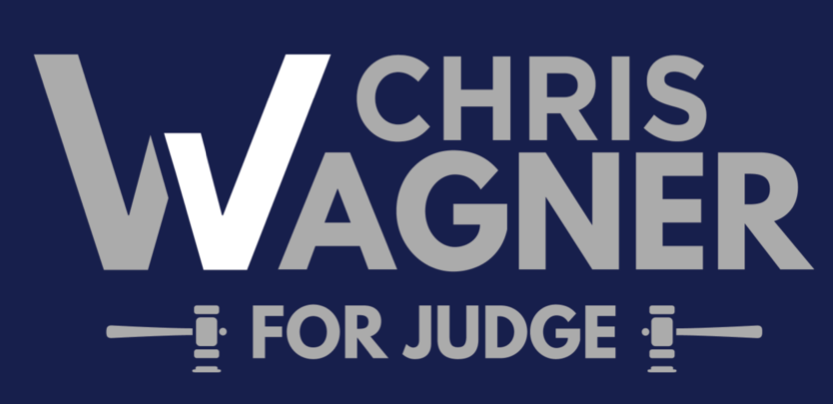Support Chris Wagner for Judge!