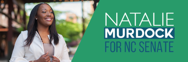 Natalie for NC Senate