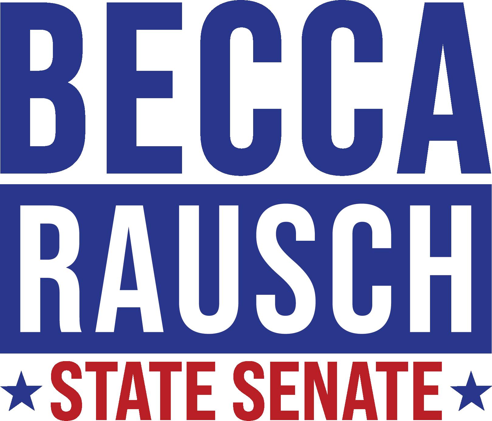 Senator Rausch: Onward!