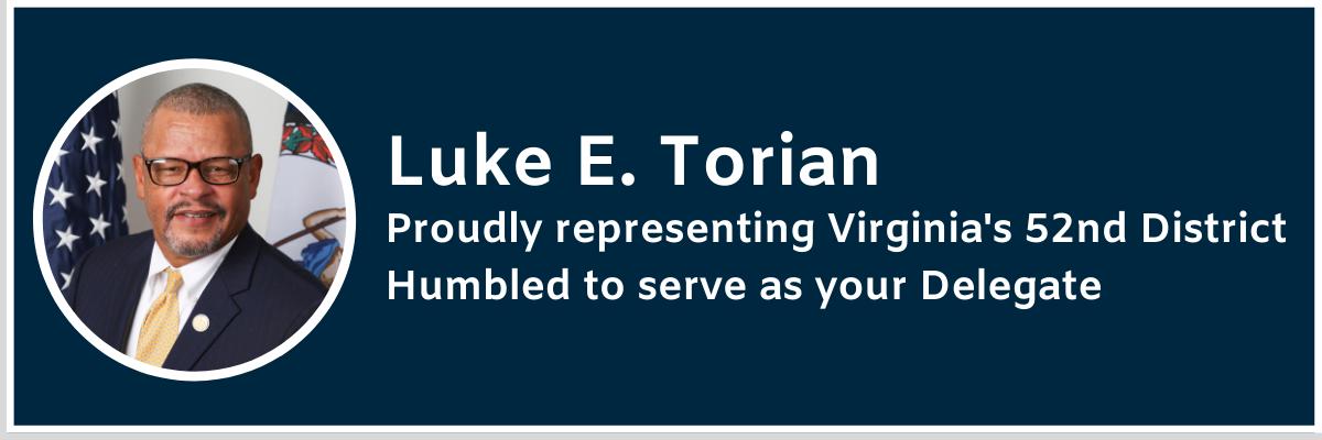 Friends of Luke Torian