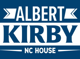 Official Website of Albert D. Kirby for North Carolina