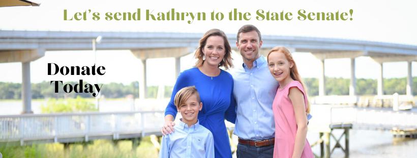 Kathryn for Senate