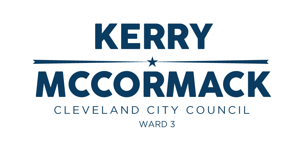 Kerry McCormack - for Cleveland City Council
